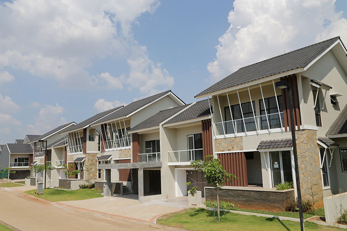 rumah dengan genteng milenio 3
